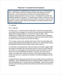 Sample Response Letter 8 Free Documents Download In Pdf Word