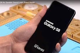 Speaker S8 Fix Sound Rewa How Galaxy Working Samsung Not To -