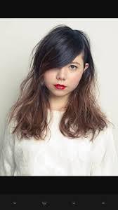 黒髪から毛先だけ染めるとして 毛先の色は茶髪と金髪っぽい色 どちらが