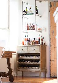 Industrial Bar Cabinet Diy For Less Industrial Chic Bar Me And Mr Jones