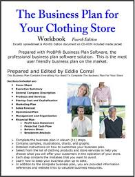 Online Sales Business Plan Clothing Store Business Plan Job Intrest Online Business