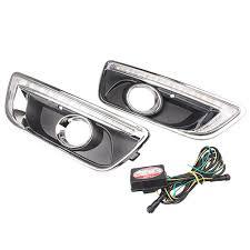 2013 Chevy Malibu Daytime Running Lights Details About Led Drl For Chevrolet Malibu 2012 2013 2014 Daytime Running Light