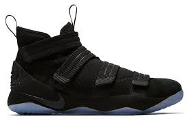 lebron shoes 2017. name:lebron soldier 11 sfg color:black/black-ice blue style:897646-001. release date:05/31/2017. price:$140. exclusive:gr [detailed photos] lebron shoes 2017