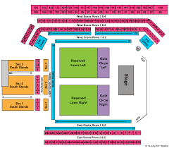 Hall Of Fame Concert Seating Chart Cheap Newport Casino International Tennis Hall Of Fame Tickets