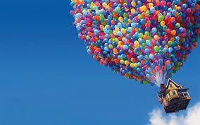 Up House Balloons Up Movie Balloons House Wallpapers In Jpg Format For Free Download