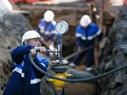 Опрессовка газопровода контрольные работы по испытанию герметичности