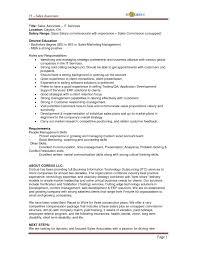 Resume Job Description Reference Sales Associate Job Duties For
