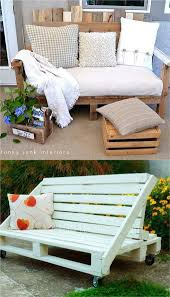 easy diy pallet sofa coffee table apieceofrainbow 3