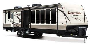 midd travel trailers k to k