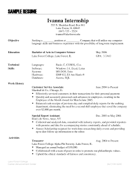 Useful It Resume Examples Skills For Your Qualifications For A