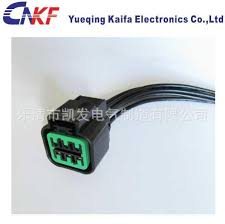 compare prices on electrical wiring harness online shopping buy xs0032 6 pin 50 sets car waterproof electrical connector plug wire electrical wire cablecar