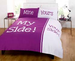 my side your side double amp king size