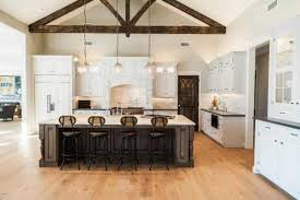 Farm Kitchen Design Awesome 48 Farmhouse Kitchen Ideas For Fixer Upper Style Industrial Flare