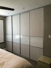 sliding barn doors reach in closets