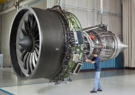 genx 1b with person d42657b turbine engine mechanic