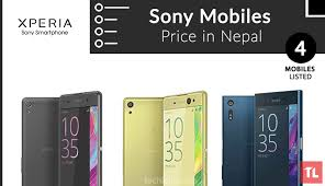 sony phone 2017 price list. sony mobile price in nepal phone 2017 list l