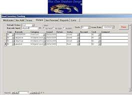 Warehouse Inventory Database Template: Microsoft Access warehouse ...