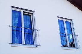 Absturzsicherung Französische Balkone Berther Edelstahl In Ulm