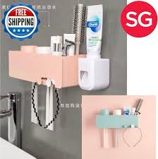 x toothbrushes cup holder wall mount
