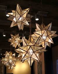 moravian star pendants are here for the beautification of your space lantern
