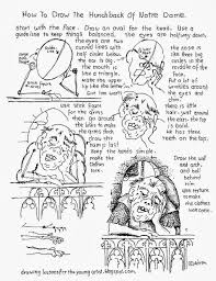 How To Draw The Hunchback Of