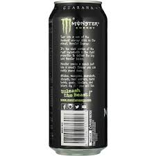 monster can. Interesting Can Monster Energy Drink Image Left Side Intended Can M
