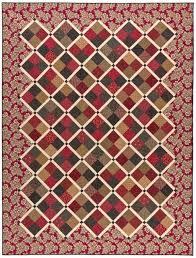 Savannah - A Civil War inspired quilt designed by Paula Barnes for ... & Savannah - A Civil War inspired quilt designed by Paula Barnes for Red  Crinoline Quilts. Adamdwight.com