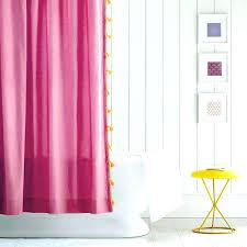 ticking shower curtain pottery barn shower curtains pottery barn shower curtain ticking
