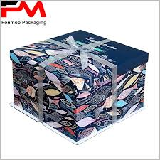 Custom Printed Cake Boxes Custom Packaging Boxes Wholesale By China