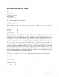 Sample Of Rent Increase Letter Rent Increase Letter Pdf Template Business Format