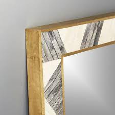 grace bone inlay mirror 36 x72