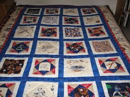 31 best baseball quilts images on Pinterest | Cute ideas ... & Baseball Quilt Fabric | Baseball themed quilt pattern - Page 2 Adamdwight.com