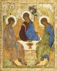 РУССКАЯ КУЛЬТУРА В вв  Его кисти принадлежит шедевр мировой живописи икона Троица