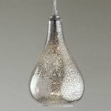 gallery of mercury glass pendant lighting with mercury glass pendant lights over kitchen island light bell shade