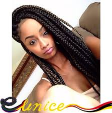 Braiding Hairstyle one piece only top quality crochet braids box braiding hairstyle 4283 by stevesalt.us