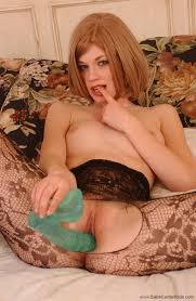 And pantyhose justine toying