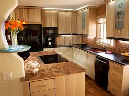 Small Picture Inspired Examples of Granite Kitchen Countertops HGTV