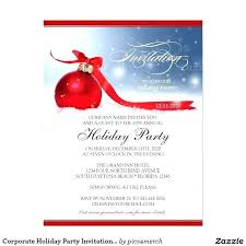 office party invitation wording funny corporate holiday template free email for outlook