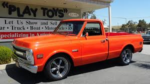 1970 Chevrolet Cheyenne 10 Pickup Truck