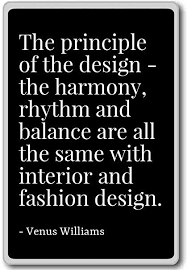 Design Quotes Fascinating Amazon The Principle Of The Design The Harmony R Venus