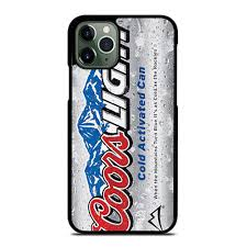 Case Coors Light Coors Light Beer 3 Iphone 11 Pro Max Case Camoucase