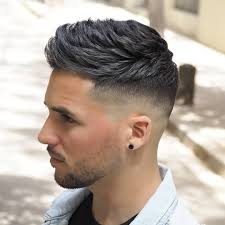 Hairstyles Short Fade Haircut Styles Interesting The Best Fade