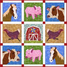 Cow quilt block paper pieced quilt pattern PDF pattern & Cow quilt block, paper pieced quilt pattern, PDF pattern, instant download, cow  pattern Adamdwight.com