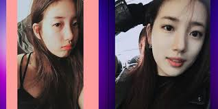 share image 8 female idols with vs without makeup