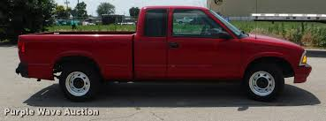 1996 Chevrolet S10 Ext. Cab pickup truck | Item K5937 | SOLD...