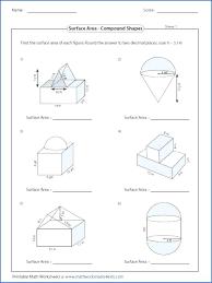 L Volume Math Surface Area Volume Math Rectangular Prism Poster Free ...