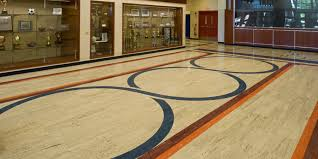smooth finish rubber tile