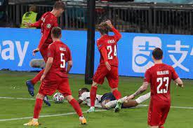 petition to replay England vs Denmark