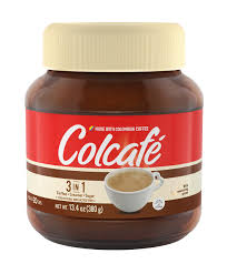 Lactose & gluten free, 0g trans fat. Colombian Coffee Colcafe 3 In 1 Coffee Cream And Sugar In A Delicious Cup 13 4 Oz Jar Walmart Com Walmart Com