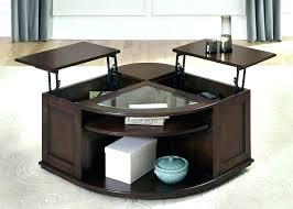 round lift top coffee table round lift top coffee table round lift top coffee table alt